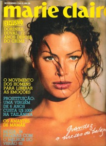 Marie Claire, capa