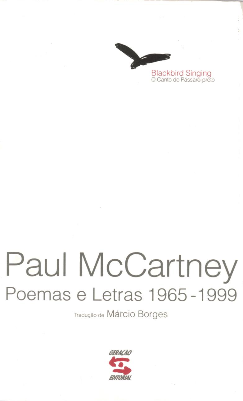 50 anos de textos no h fenmeno no mundo como paul mccartney blackbird singing fandeluxe Image collections