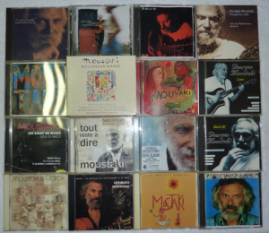 2013-05 - Moustaki CDs
