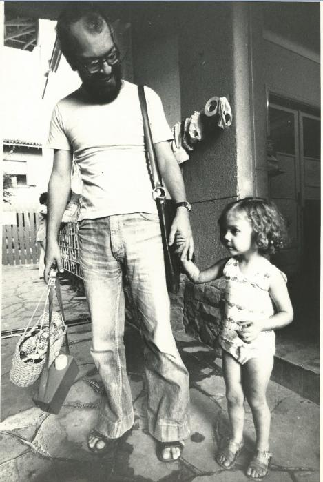 1978 - Na saída da Fralda 1
